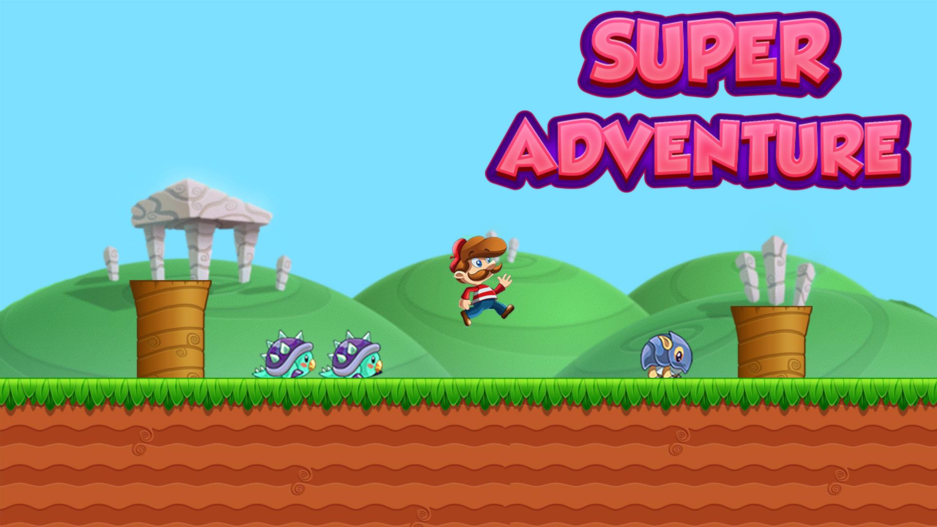 Super Jump Adventure - Let's Go screenshot 6