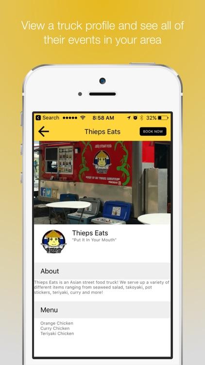 Food Truck League Finder