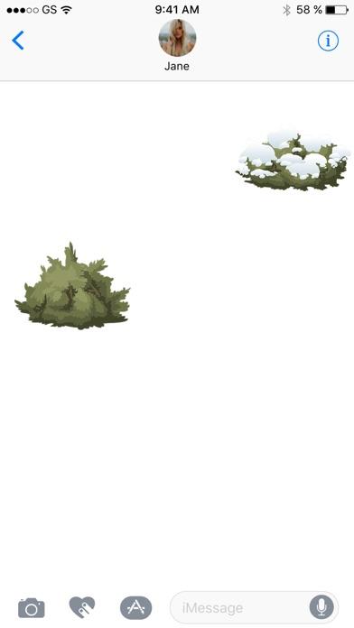 ブッシュ - 植物のスクリーンショット2