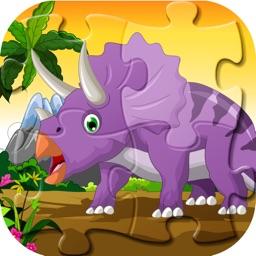 Kids Dinosaurs Jigsaw Puzzle
