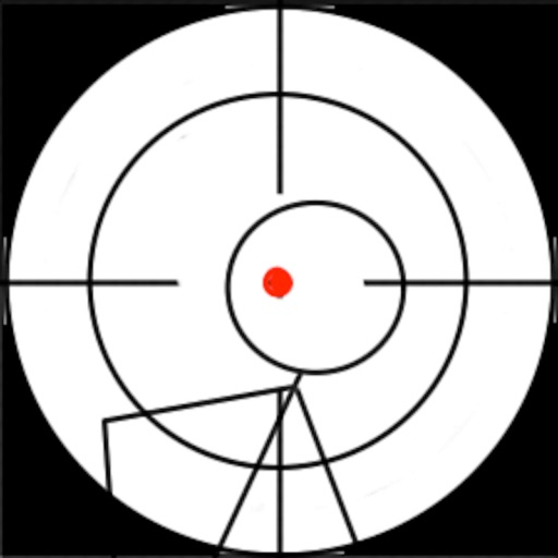 A Stickman Sniper: War Game Premium icon