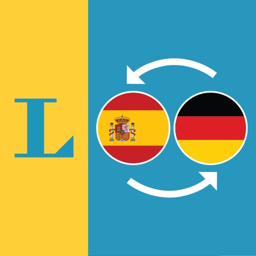 Spanish German Dictionary icon
