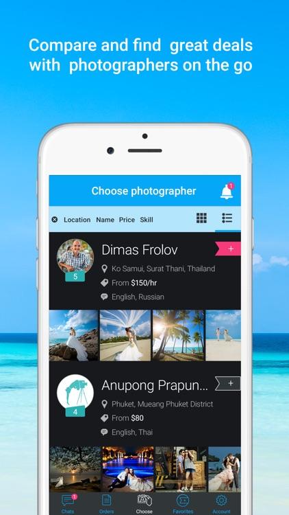Phuket and Pattaya photographer for trip&honeymoon