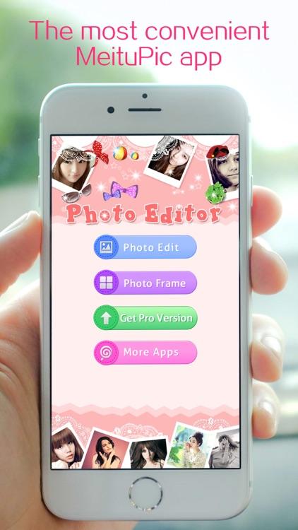 Photo Collage Editor - Pic Image Grid Filter Maker screenshot-4