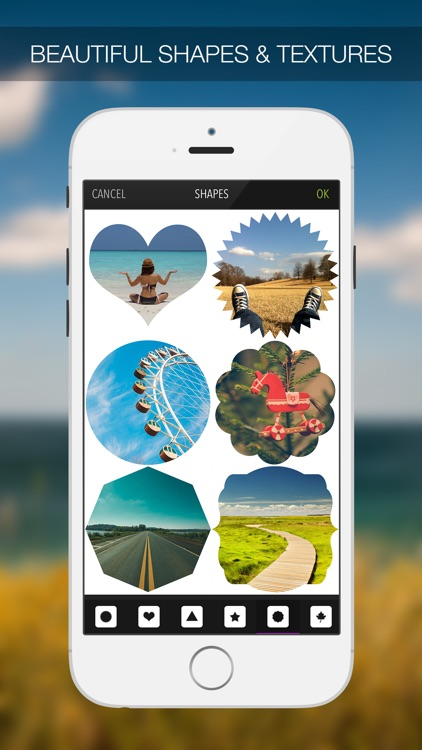 PicPoc Photo Editor: Collage Maker & Pic Effects screenshot-3