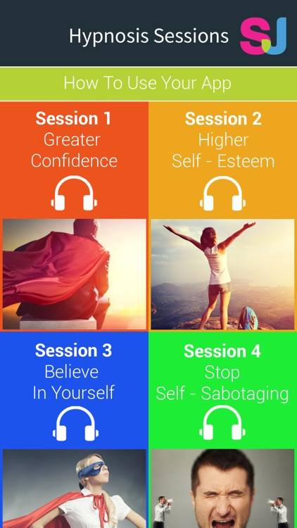 Self Esteem, Self Confidence, Self Belief Hypnosis screenshot-0