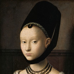 Petrus Christus Artworks Stickers
