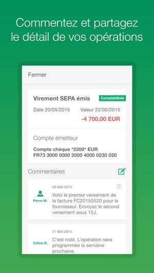 Ma Banque Entreprise Dans L App Store