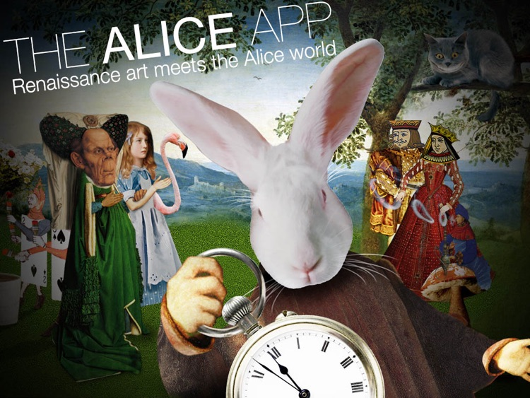 The Alice App - Children's Fairy Tale Stories