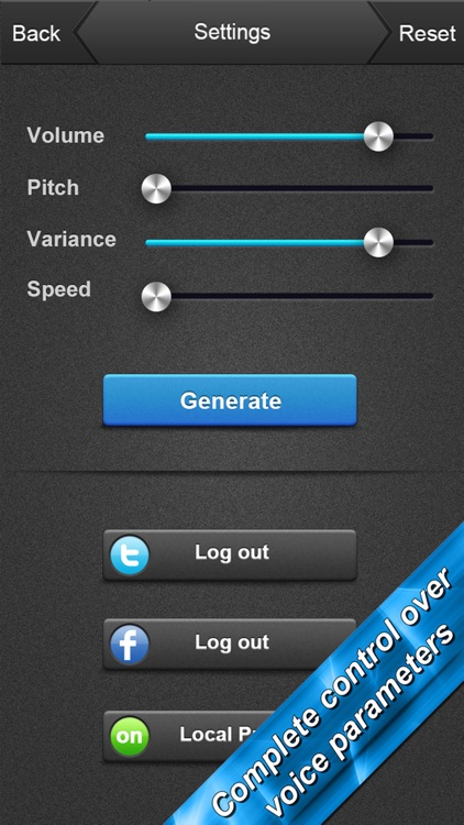Voice Generator screenshot-4