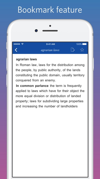 Law Dictionary - quiz and flashcard