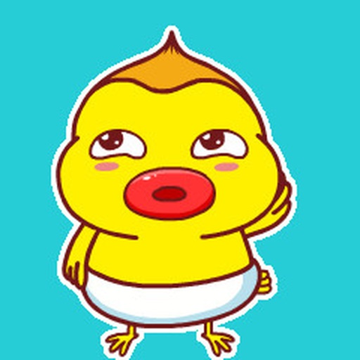 Animated Rogue Chicken Stickers For iMessage