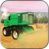 农场收获Sim - 3D农业拖拉机和作物运输卡车模拟游戏