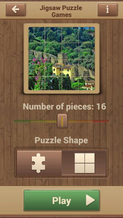 Jigsaw Puzzle Games - Amazing Brain Game