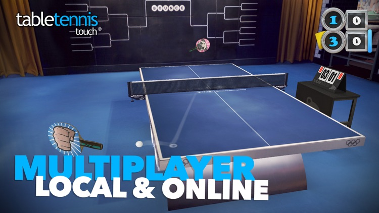 Table Tennis Touch screenshot-3