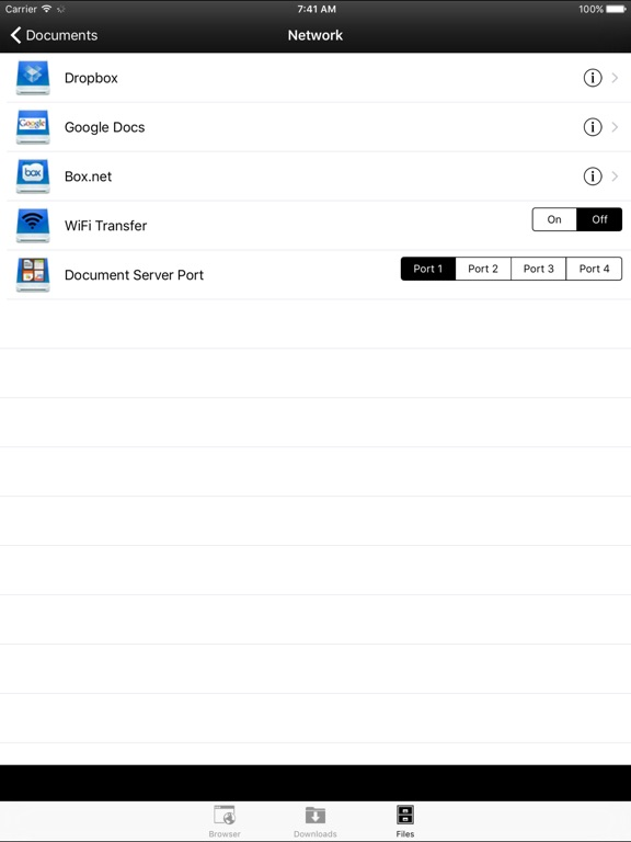 free office viewer for blackberry