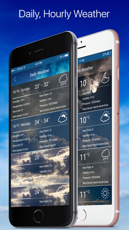 Weather - Weather forecast - Live weather screenshot-1