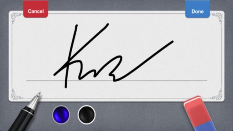 PDF Sign - Signature Annotate screenshot-3