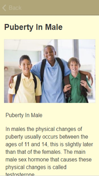 How To Deal With Puberty