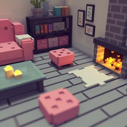 Interior Design Craft: Blocky Fashion & Style