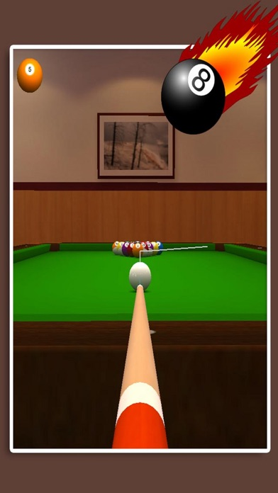 Virtual Pool 8Ball 3D screenshot 1
