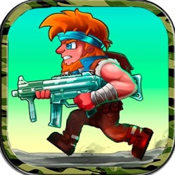 Soldier Shoot The Zombies