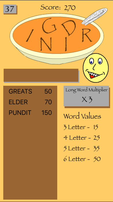 Words In Soup screenshot four
