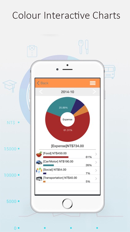 AndroMoney screenshot-3