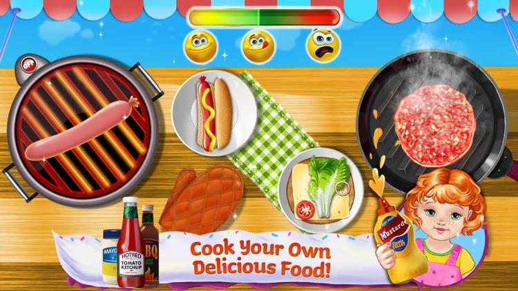 Baby Food Fair Chef screenshot-4
