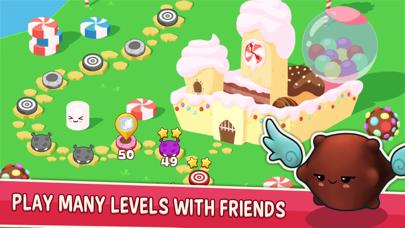 点击获取Candy World Quest: Donut Toss Challenge