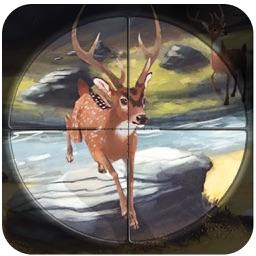 Deer Hunting Challenge: Forest Sniper Shooter