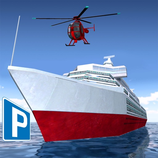 Cruise Ship Boat Parking PRO - Full Version Icon