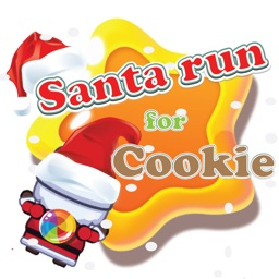 super santa run for cookie
