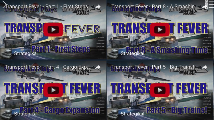GamePlay for Transport Fever Fly GuideReviews screenshot-3