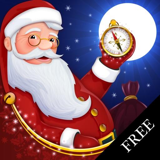 Santa Call & Tracker Free - North Pole Command