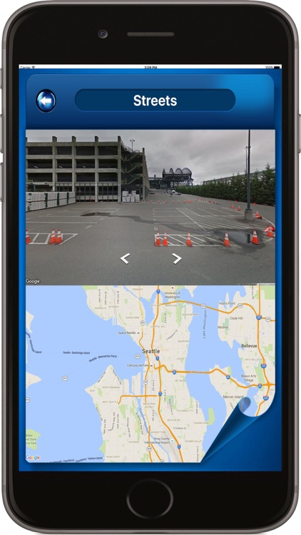 Seattle Washington - Offline Maps Navigator
