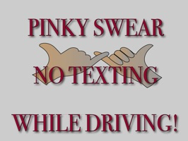 "No More ""Distracted Driving"""