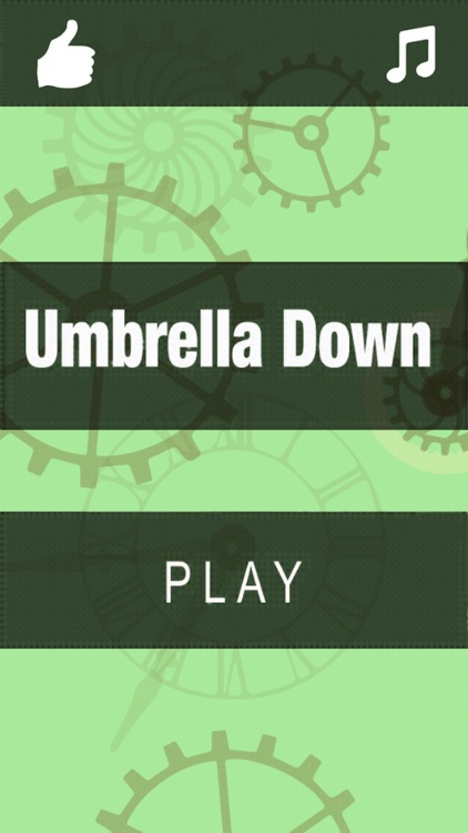 Umbrella Down Free