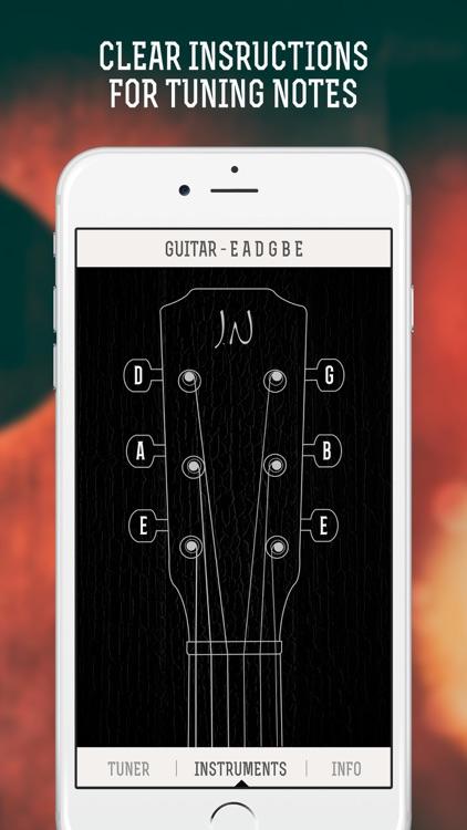 J.N Guitars Tuner screenshot-3