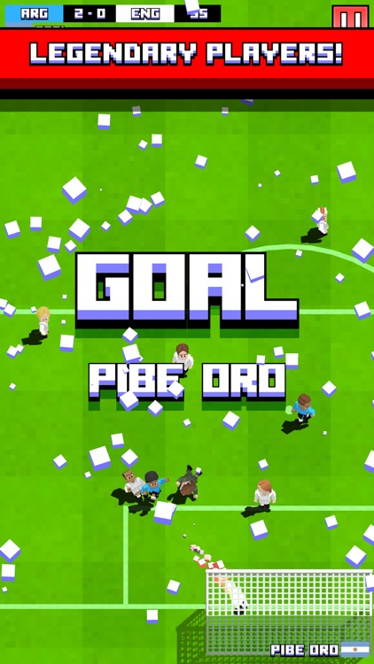 Retro Soccer - Arcade Football screenshot-3