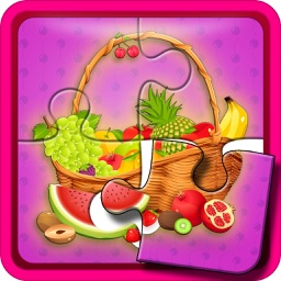 Fruits Fun Legend Kids Puzzle