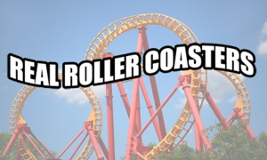 Real Roller Coasters Anaglyph Vol1