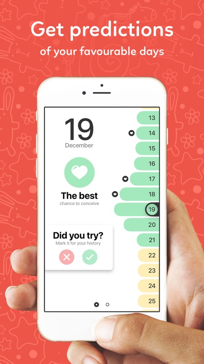Ferdy - Ovulation Calculator & Fertility Tracker