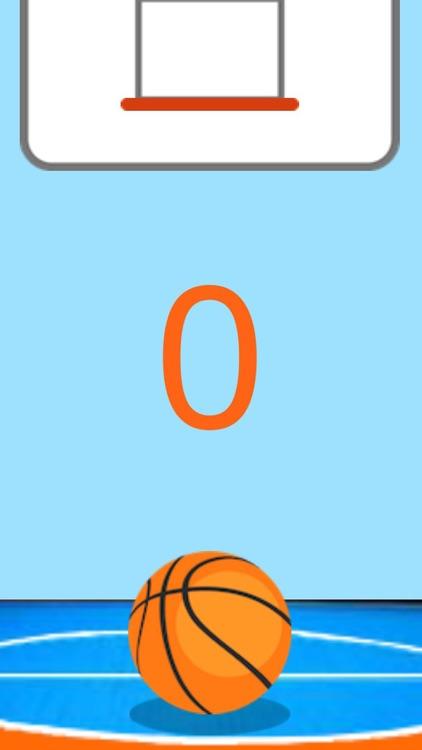 Shoot Hoops Basketball Game