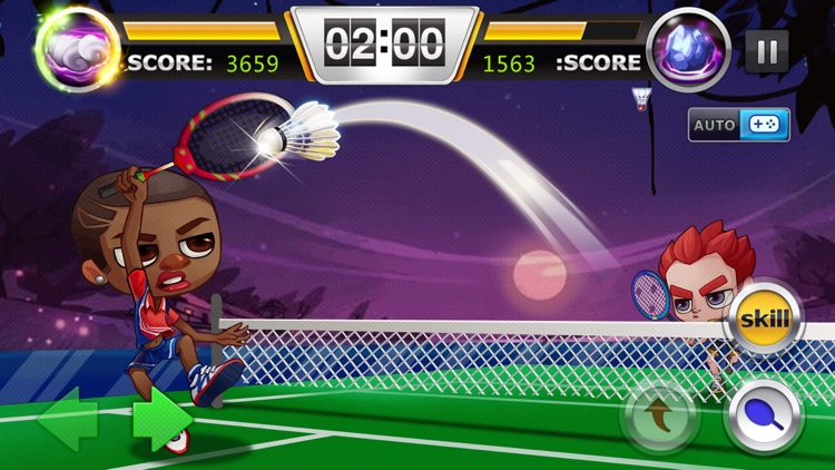 Badminton Legends: 3D Ball Sports screenshot-3