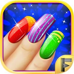 Nail Art Manicure Design & Beauty Salon For Girls