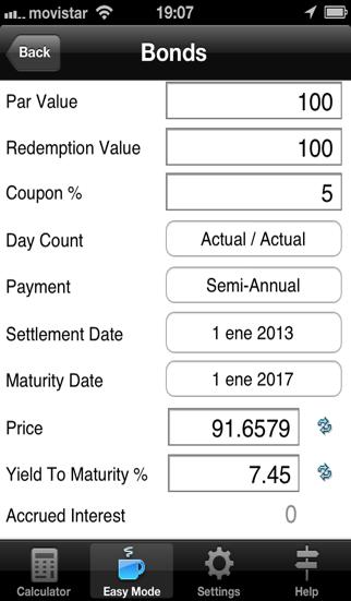 財務計算機 ScreenShot3