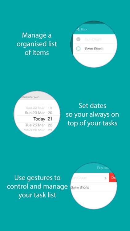 Moments - One Day Diary Journal Task/Note Manager screenshot-3