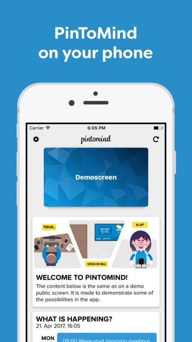 PinToMind Go app image