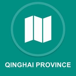 Qinghai Province : Offline GPS Navigation